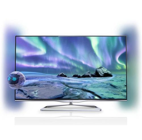 Philips 50PFL5008K/12 (DVB-T, 300Hz, Smart TV, 2 pary okularów, USB multi, WiFi)
