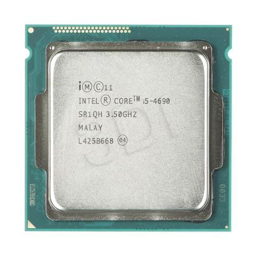 intel CORE I5 4690 3.5GHz LGA1150 OEM/TRAY