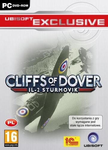 UEX RED IŁ-2 Sturmovik Cliffs of Dover