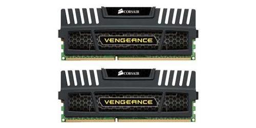 Corsair DDR3 VENGEANCE 16GB/1600 (2*8GB) CL10-10-10-27 BLUE