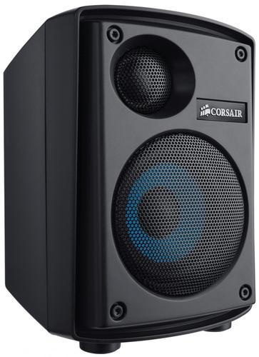 Corsair Głośniki SP2500: 2.1 PC speaker system with 232 watts of power, high fidelity, and dramatic bass performance