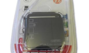 UNITEK Czytnik kart pamięci USB 2.0; Y-904M