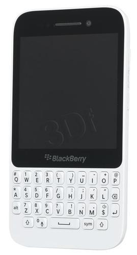 BLACKBERRY Q5 WHITE LTE
