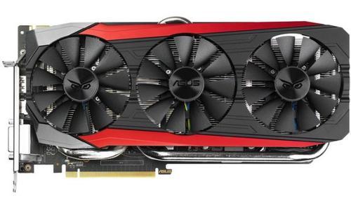 Asus GeForce GTX 980 Ti OC Strix