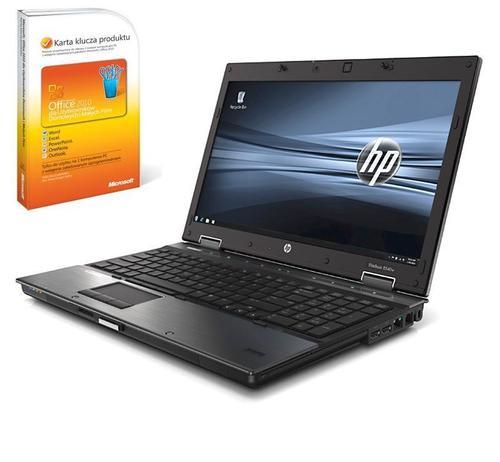 HP EliteBook 8540w (i7-620M)