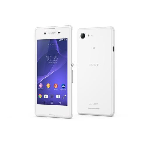 Sony Xperia E3 D2203 White