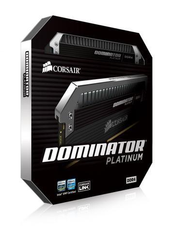 Corsair DDR4 Dominator PLATINUM 32GB/2666 (4*8GB) CL16-18-18-35