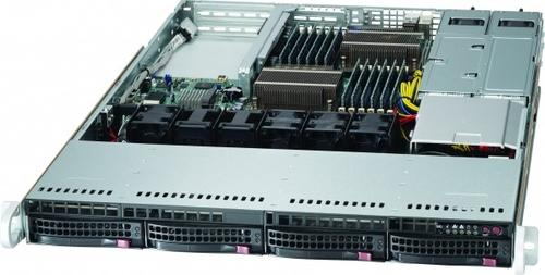 Supermicro SuperServer 6017B-URF SYS-6017B-URF