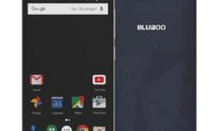 Bluboo Picasso 16GB Czarny