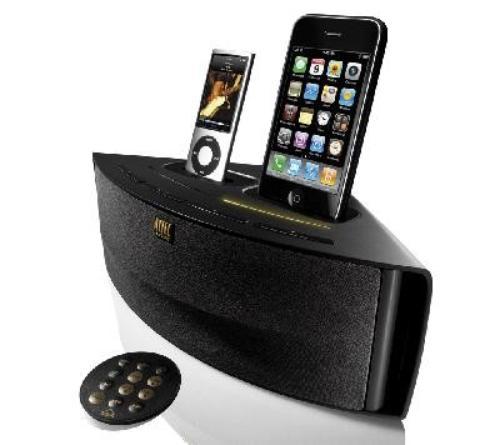 ALTEC LANSING M202 Octive Dual Dock zestaw glosnikowy iPod i Iphone