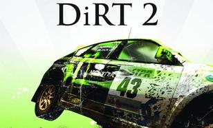 Gamebook Colin Mc Rae: Dirt + Dirt 2 (książka + 2 gry PC)