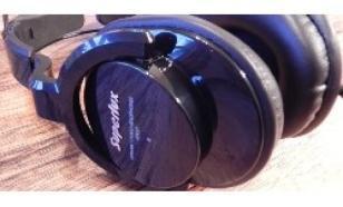 Superlux HD661 black Słuchawki nauszne HIFI