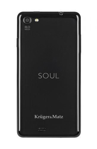 """Kruger & Matz Smartfon SOUL black 4,7"""""""