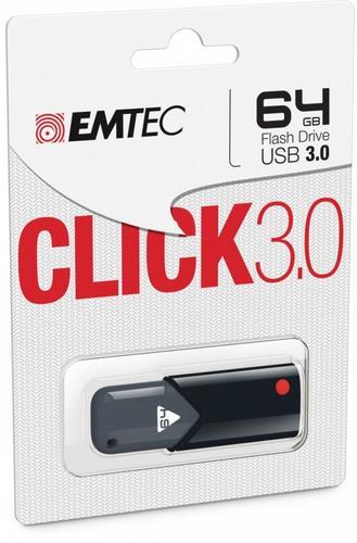 EMTEC Pendrive 64GB Click B103 USB 3.0