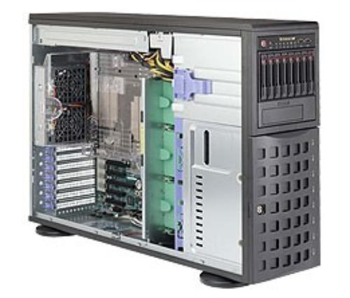 Supermicro SuperServer 7048R-C1RT SYS-7048R-C1RT