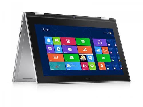 """Dell INSPIRON 11 3148 Win8.1(64Bit) i3-4030U/500GB/4GB/Intel HD Graphics/3-cell/BT 4.0/11.6"""" HD Touch convertible/2Y DND"""