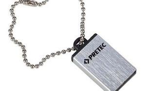 PRETEC i-Disk Elite USB 2.0 - 16 GB Silver