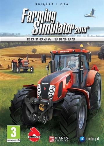 Ursus Farming Simulator 2013 (gra + dodatek Ursus)