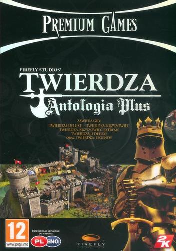 2K Games PG Twierdza Antologia Plus
