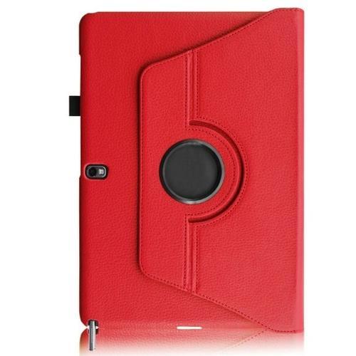 """WEL.COM Etui obrotowe 360° Galaxy Note Pro 12.2"""" P900/P901 czerwone"""