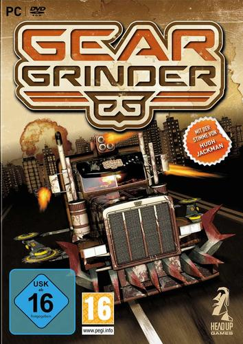Techland SDC Gear Grinder PC