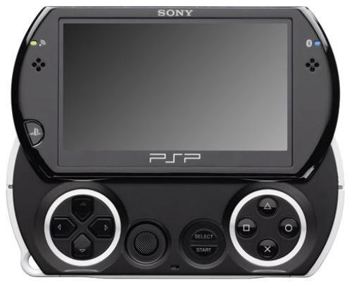 PSP GO (CZARNA)