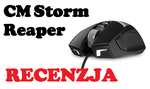 Cm Storm Reaper - recenzja myszki z serii Aluminium