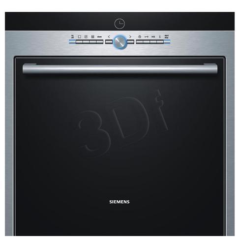 SIEMENS HB 38GB570 (elektryczny/ inox)