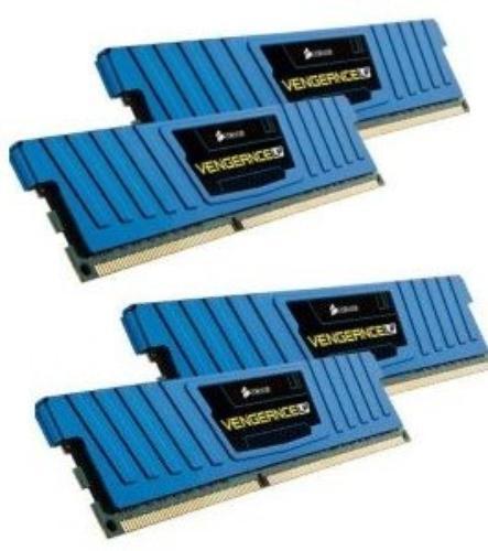 Corsair DDR3 VENGEANCE 32GB/1600 (4*8GB) CL10-10-10-27B