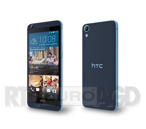 HTC Desire 626G DS 8GB Niebieski (99HAED042-00)