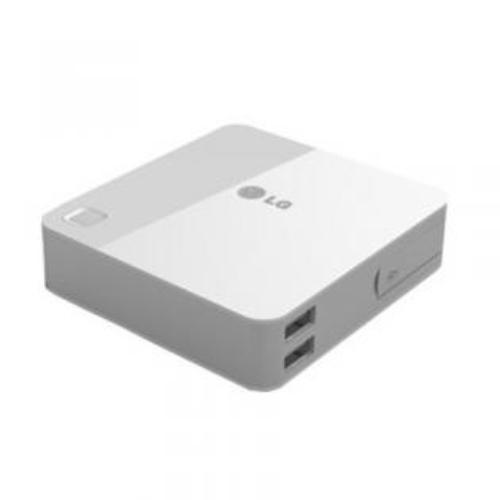 LG Powerbank BP410BB 10400 mAh White