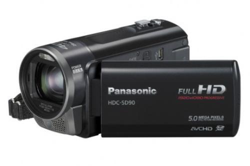 Panasonic HDC-SD90