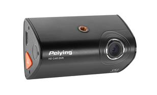 Peiying Rejestrator samochodowy Peiying HD g-sensor dotykowy LCD