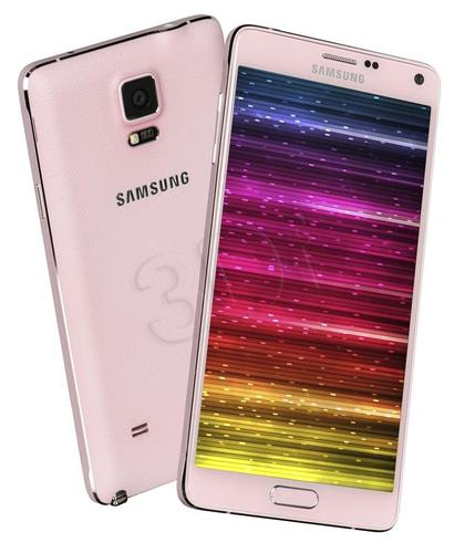 SAMSUNG GALAXY NOTE 4 LTE N910 PINK