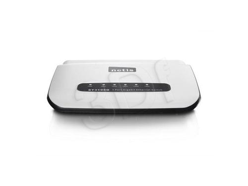 NETIS SWITCH 5-PORT 1GB ST3105G