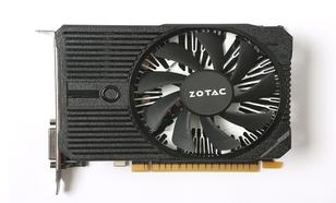 ZOTAC GeForce GTX 1050 Ti Mini