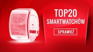 TOP 20 Smartwatchów - Zobacz Najlepsze Modele na Naszym Rynku!