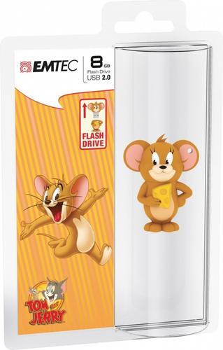 EMTEC Pendrive 8GB Jerry Hanna Barbera HB103
