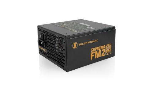 SilentiumPC Supremo FM2 Gold 650 W