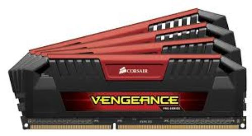 Corsair DDR3 VENGEANCE Pro 32GB /1600 (4*8GB) CL9-9-9-24 Red