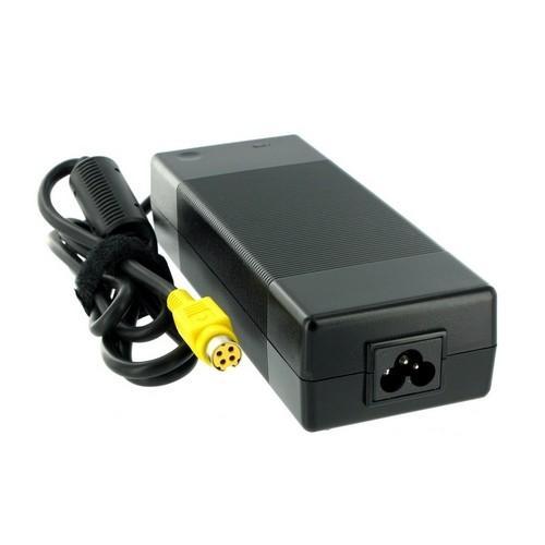 Whitenergy Zasilacz 16V   7.5A 120W wtyk 4 pin yellow IBM 04103