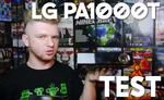 LG PA1000T - Test Kompaktowego Projektora LED 3D