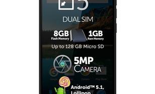 ALLVIEW A7 Lite DualSim Czarny nawigacja NAVITEL w prezencie!