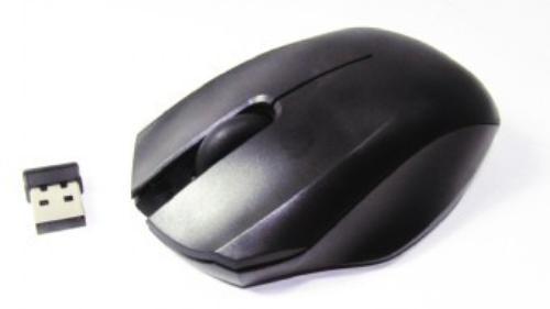 GEMBIRD Zestaw bezprzewodowy Klawiatura Slim + Mysz 2,4Ghz KBS-V1