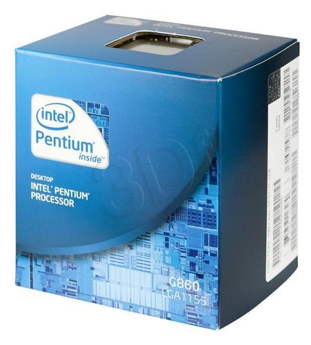 DUAL CORE G860 3.0GHz/3MB LGA1155 BOX
