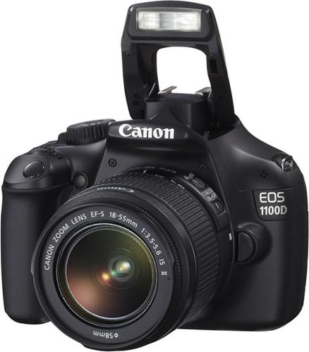CANON EOS 1100D EF18-55ISII