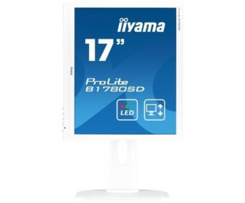 iiyama 17'' B1780SD-W1 D-SUB/DVI/GŁONIKI