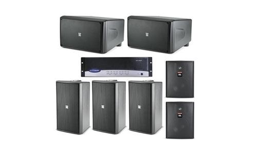 JBL Synthesis Big Screen Outdoor Home Theater