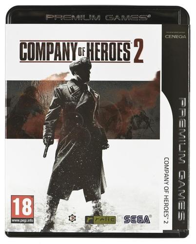 NPG Company of Heroes 2