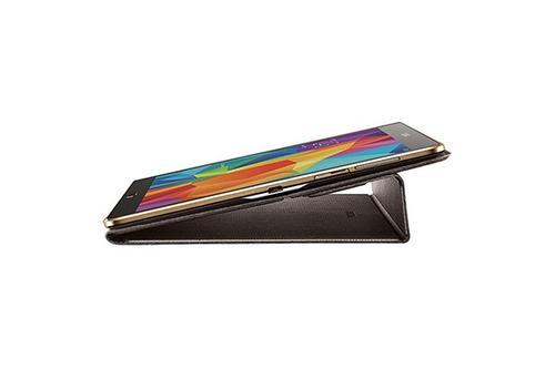 """Samsung Etui w formie """"book cover"""" do GALAXY Tab S 10.5 AMOLED / Chagall (T800/T805) - czarne"""